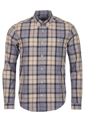 Men's Barbour Duncan Tartan Shirt