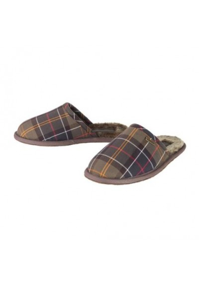 Damskie obuwie domowe-Barbour Leigh Slippers