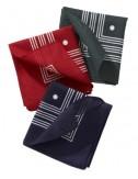 Akcesoria Chusteczki- Barbour Spotted Handkerchiefs - Boxed Set of Three