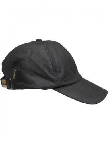 Męska czapka - Barbour Waxed Sports Cap