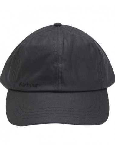 Męska czapka - Barbour Waxed Sports Cap
