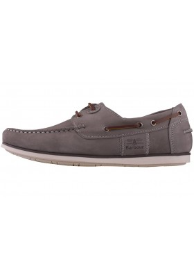 Męskie buty- Barbour Capstan Boat Shoes,