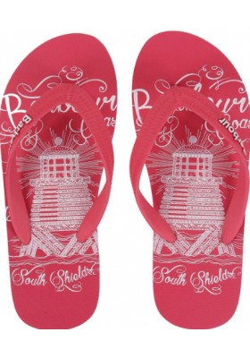 Damskie japonki- Barbour Beach Sandals