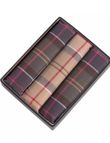 Chusteczki-Barbour Tartan Pocket