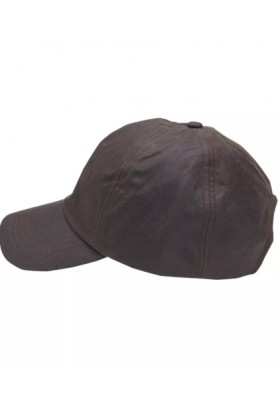 Męska czapka-Barbour Waxed Sports Cap