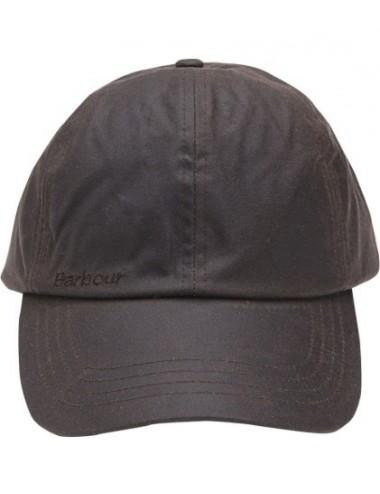 Męska czapka-Barbour Waxed Sports Cap