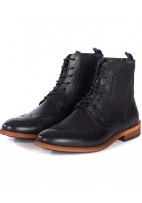 Męskie buty-Barbour Belford Brogue Boots