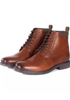 Męskie buty-Barbour Hury Derby Boots