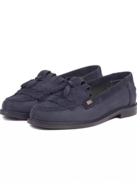 Damskie mokasyny-Barbour Olivia Loafers