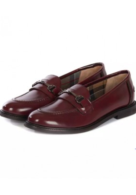 Damskie mokasyny-Barbour Heather Loafers
