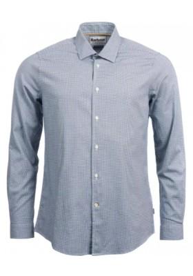 Męska koszula- Barbour Highfield Micro Gingham Shirt