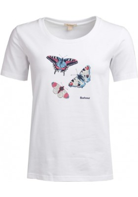 Damska koszulka- Barbour Wetherlam Tee