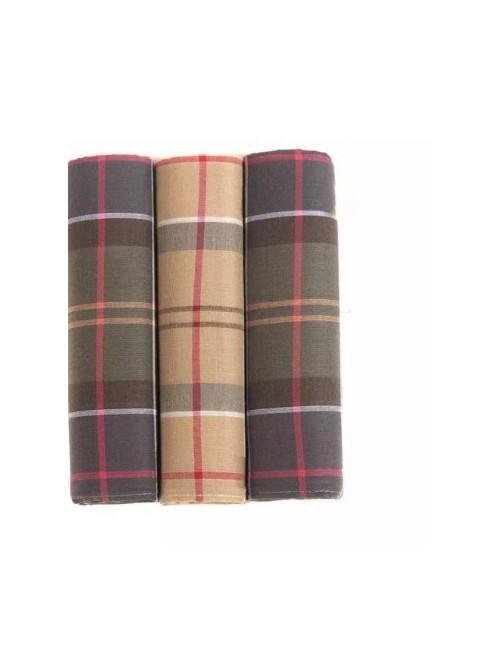 Akcesoria-Chusteczki- Barbour Classic Tartan Handkerchief