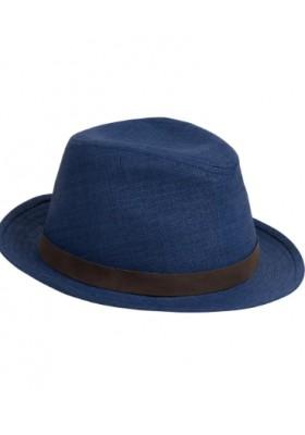 Męski kapelusz- Barbour Emblem Trilby Hat