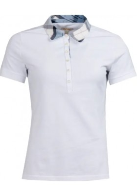 Damskie polo-Barbour Malvern Polo Shirt