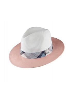 Damski kapelusz-Barbour Carron Fedora