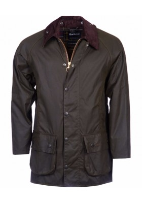Men's Barbour Classic Beaufort Waxed Jacket