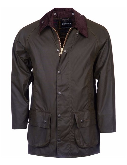Męska kurtka -Barbour Classic Beaufort Waxed Jacket
