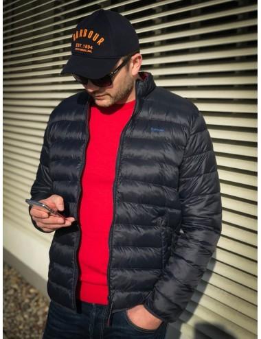 Kurtka męska- Barbour Nigg Quilted Jacket