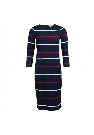 Damska suknia-Barbour Oyster Dress