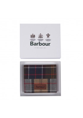 Etui na karty-Barbour Mixed Tar Bill