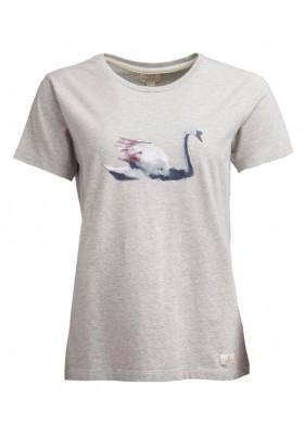Damska koszulka-Barbour Cabin Tee