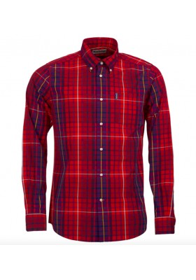 Męska koszula- Barbour Highland Check 9 Tailored Shirt