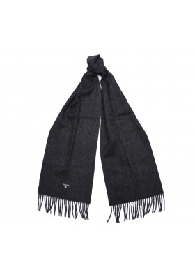 Szal-Barbour Plain Lambswool Scarf