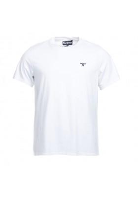 Męska koszulka-Barbour Sports Tee