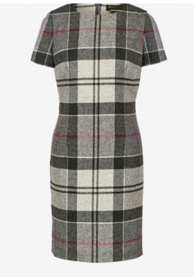 Sukienka-Barbour Dee Tartan Dress