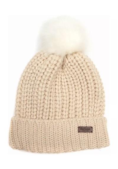 Damska czapka- Barbour Saltburn Beani