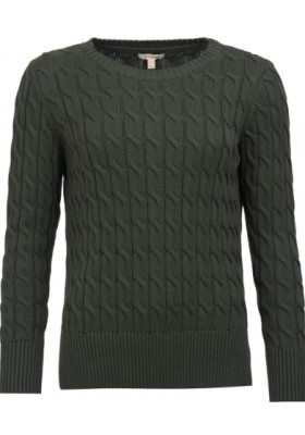 Damski sweter-Barbour Lewes Knit Sweater