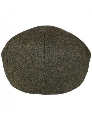 Męski kaszkiet- Barbour Moons Tweed Cap