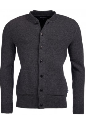 Męski sweter-Barbour Witton Button Through Knitted Jacket