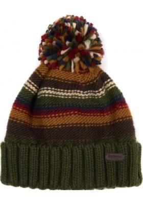 Męska czapka-Barbour Harrow Stripe Beanie
