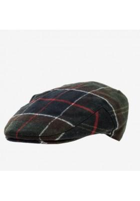 Męski kaszkiet-BarbourGalli Flat Cap