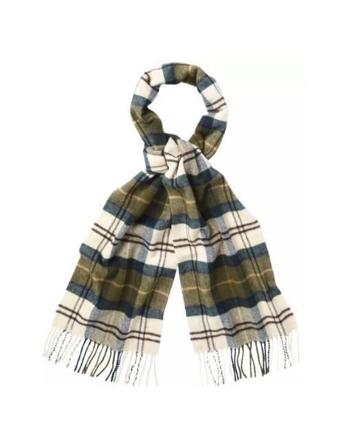 Szal-Barbour Merino Cashmere Wool Scarf