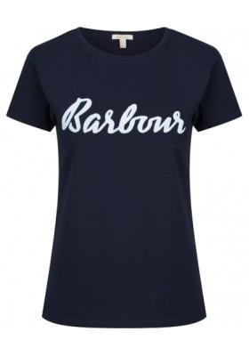Damska koszulka-s Barbour Rebecca T-Shirt