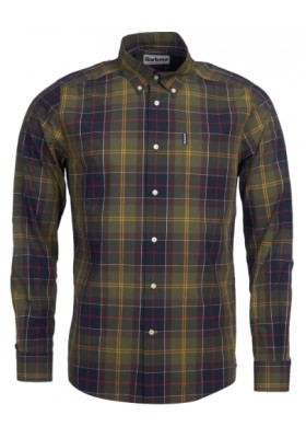 Męska koszula-Barbour Tartan 7 Tailored Shirt