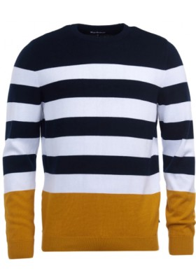 Męski sweter- Barbour Copinsay Crew Sweater