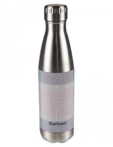Butelka do wody-Barbour Tartan Water Bottle