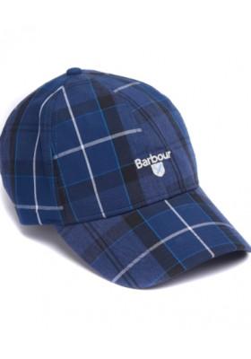 Męska czapka - Barbour Tartan Cap