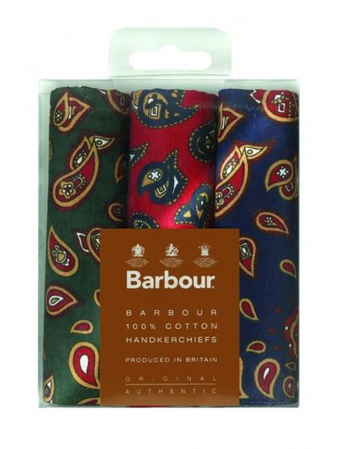 Chusteczki typu Gawroszki -Barbour Paisley Handkerchiefs