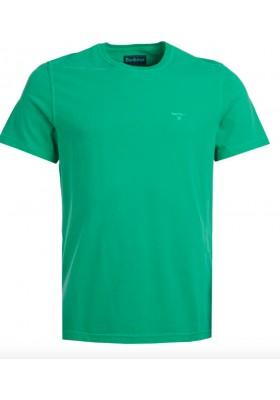 Męska koszulka-Barbour Garment Dyed Tee