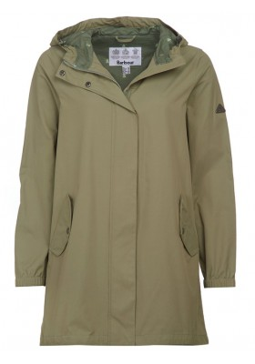 Damska kurtka- Barbour Shingle Showerproof Jacket
