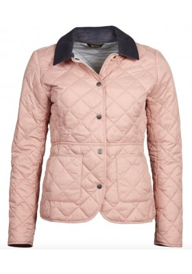 Damska kurtka- Barbour x Sam Heughan Deveron Quilted Jacket