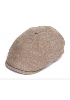 Męski kaszkiet -Barbour Culloden Bakerboy Cap