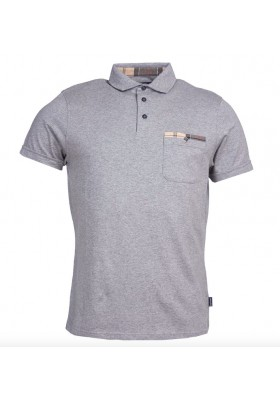 Męskie polo-Barbour Corpatch  Polo Shirt
