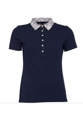 Damskie Polo - Barbour Malvern Polo Shirt