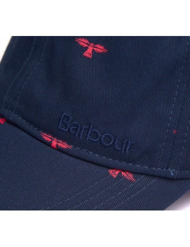 Męska czapka - Men's Barbour Burnham Sports Cap